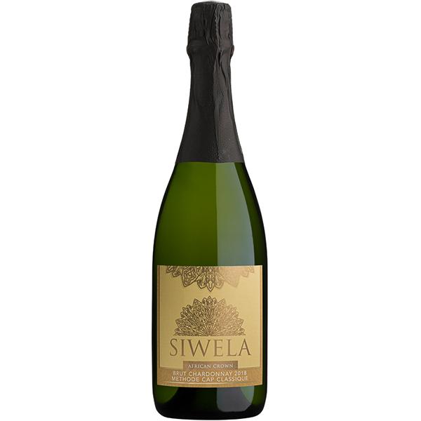 Siwela African Crown Brut Chardonnay 2018 MCC LR