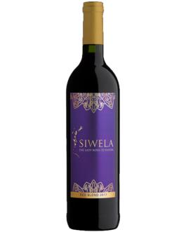 Siwela Dry Red blend 2017..