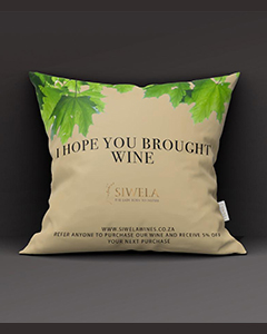 Siwela Cushion